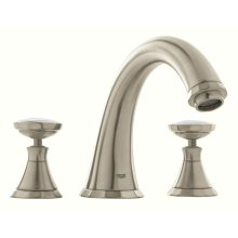Kensington Three-Hole Roman Bathtub Faucet