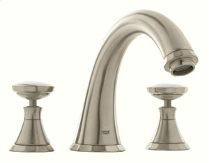 Kensington Three-Hole Roman Bathtub Faucet Product Image