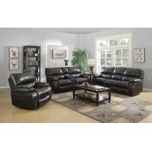 Alameda Recliner Sofa, Loveseat & Chair, M0050