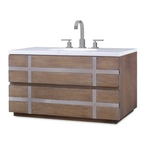 Thompson Wall Sink Chest - Octo Finish Product Image