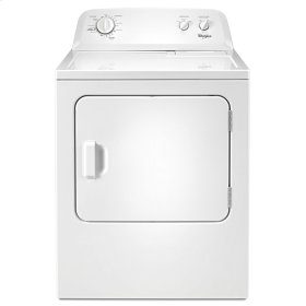 Whirlpool® 7.0 cu. ft. Top Load Paired Dryer with the Wrinkle Shield option