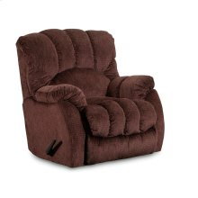 Triple Play Pad-Over-Chaise Rocker Recliner