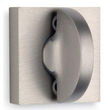 Modern Square Turnpiece - Solid Brass