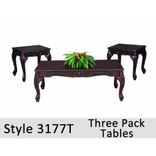 3177T - Three Pack Tables