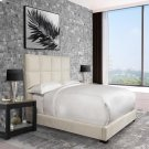 Madison Pearl Upholstered Bed Collection Product Image
