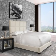 Madison Pearl Upholstered Bed Collection