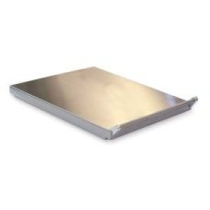 "18"" Stainless Griddle Cover"