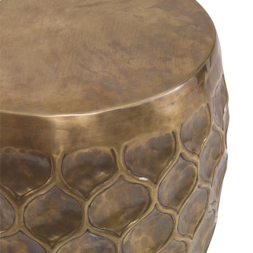 Lotus Accent Table