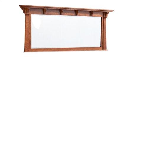 MaRyan 12-Drawer Bureau Mirror, Large