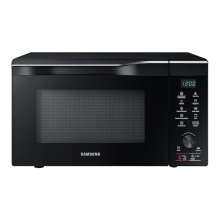 1.1 cu. ft. PowerGrill Countertop Microwave with Power Convection in Black Stainless Steel