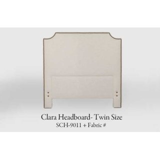 Clara Twin Headboard