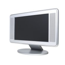 commercial flat TV