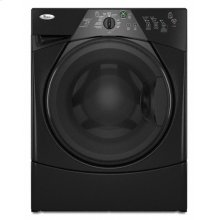 Black-on-Black Duet Sport® HT Front-Loading Washer