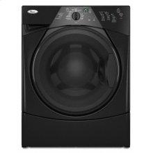 Black-on-Black Duet Sport® HT Front-Loading Washer