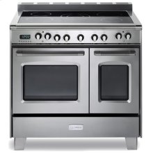 "Stainless Steel 36"" Verona Classic Electric Double Oven"