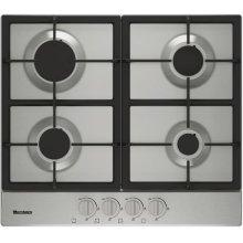 "24"" gas cooktop, 4 burner"