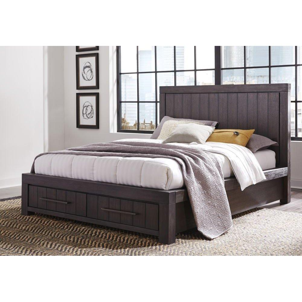 Heath Queen Storage Bed
