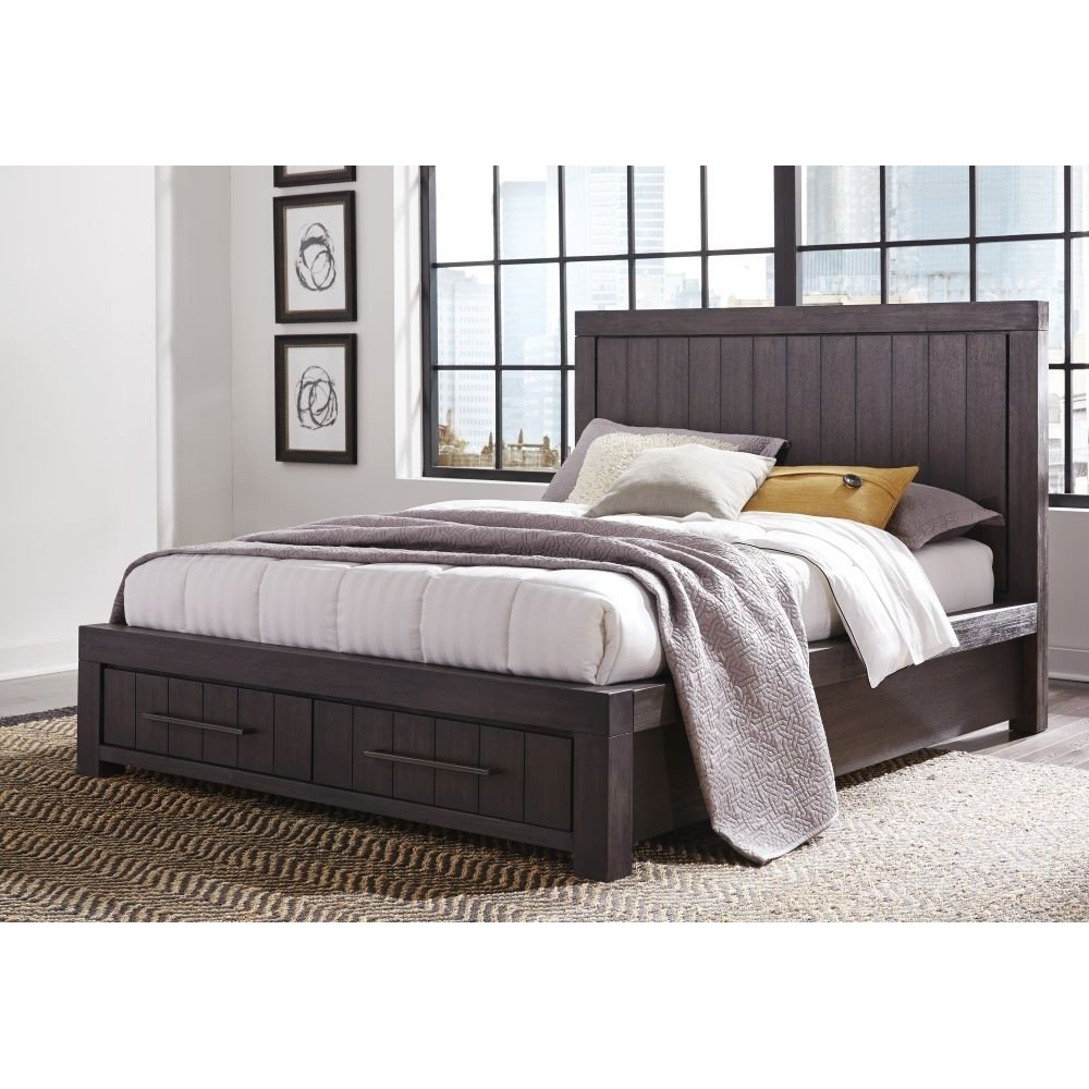 Heath Queen Storage Bed