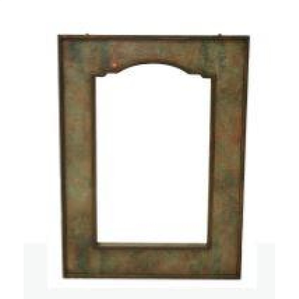 Capitel Copper Mirror
