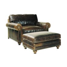 Settlement Chair and Ottoman