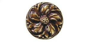 Chrysanthemum - Antique Brass Product Image