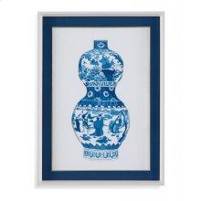 Ming Vase VI Wall Art