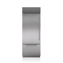 "30"" Classic Over-and-Under Refrigerator/Freezer"