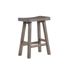 24'' Barstool-natural Finish