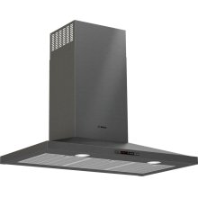 300 Series wall-mounted cooker hood 36'' Stainless steel HCP86641UC
