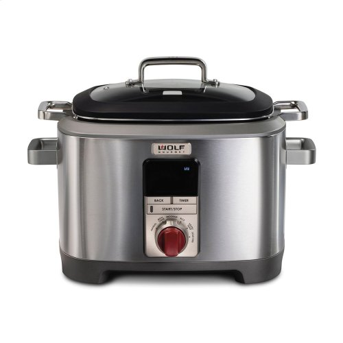 Multi-Function Cooker - Red