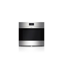"""30"""" M Series Contemporary Stainless Steel Built-In Single Oven - Floor Model"""