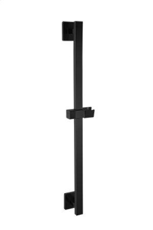 Square Slide Bar Only - Black Product Image