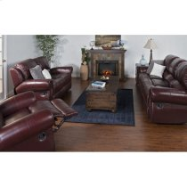 Dakota Dual Recliner Sofa Product Image
