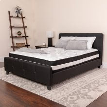Twin Mattress  Twin Bed Size High Density Foam and Pocket Spring Mattress in a Box