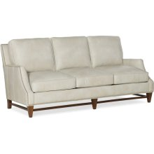 Bradington Young Madigan Stationary Sofa 8-Way Tie 565-95