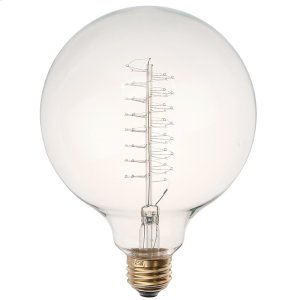 G125 60 Anchors 25w Light Bulb  Clear Product Image