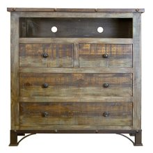 Urban Rustic TV Dresser