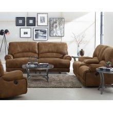 Sundance Manual Motion Sofa and Love Seat