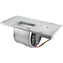 600 CFM internal blower, Stainless Steel