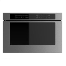 """24"""" Under Counter Microwave Oven with Drawer Design, Stainless Steel"""