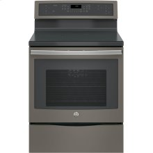 "GE Profile™ 30"" Smart Free-Standing Convection Range with Induction"