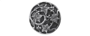Ivy with Berries - Antique Pewter Product Image