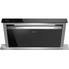 DA 6891 36-inch downdraft ventilation hood optional external or internal blower for maximum versatility.
