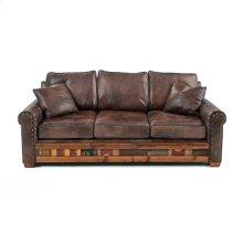 Remington Open Sofa - Desert Clay - Desert Clay (loveseat)