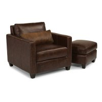Roscoe Leather Chair Product Image
