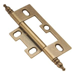 Self Mortise Cabinet Hinge (2-Pack) Product Image