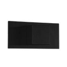 Volume Control SQU + LETTERBOX - Black