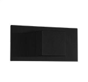 Volume Control SQU + LETTERBOX - Black Product Image