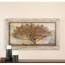 Autumn Radiance Sepia Oil Reproduction