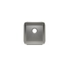 "Classic 003204 - undermount stainless steel Kitchen sink , 15"" × 16"" × 8"" Product Image"